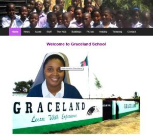 Graceland School website