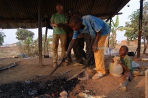 Forge workers