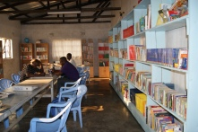 Graceland School Library