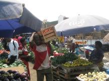 Kitwe market