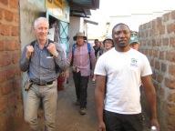 walking through the Chipulukusu market