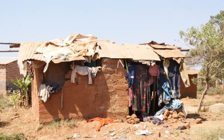 Poor housing conditions in Chipulukusu