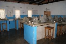 Science Lab in Graceland School